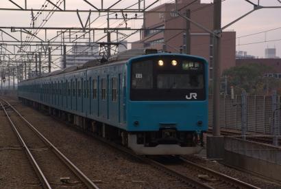 201系K4+ケヨ54