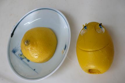 レモンとピヨピヨたまご