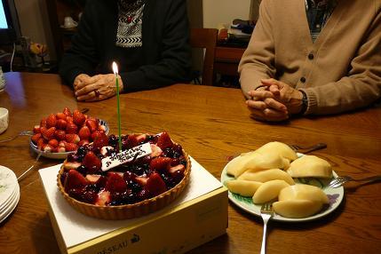 義父誕生日