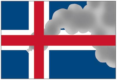 国旗2-アイスランド