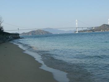 波穏やかな瀬戸内の海よ
