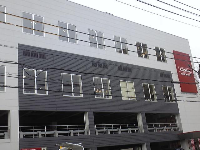 コナミスポーツ本山南