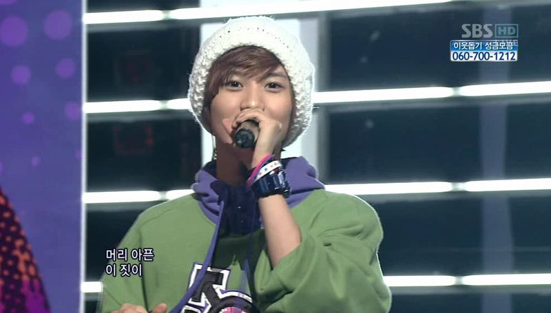 SHINee - 20091220 - Jojo on Ink.avi_000097197