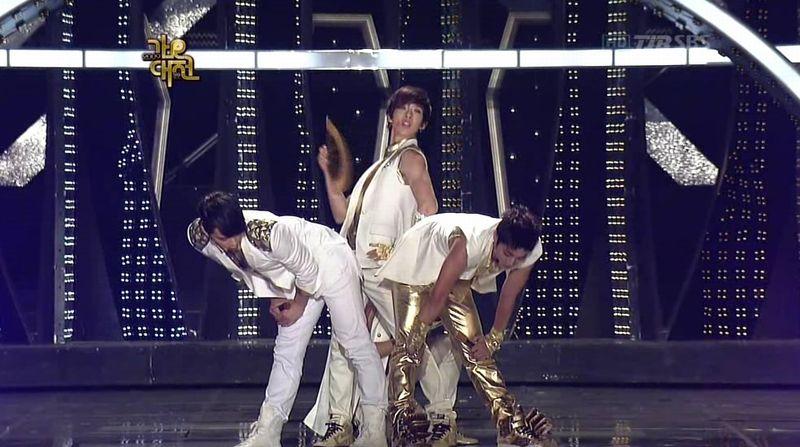 2PM, 2AM, BEAST, SJ, SHINee, MBLAQ - 20091229 - SIGN, Muzik, Mr, Gee, BPBP on S OYAG.avi_000075542