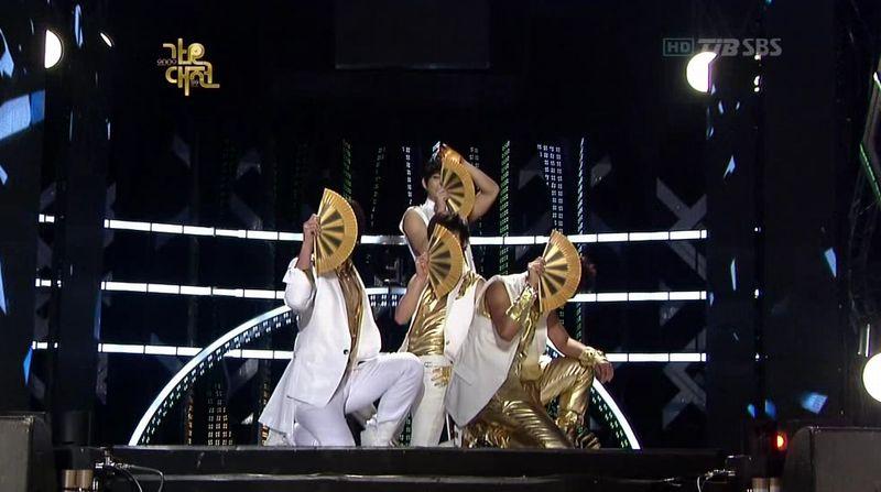 2PM, 2AM, BEAST, SJ, SHINee, MBLAQ - 20091229 - SIGN, Muzik, Mr, Gee, BPBP on S OYAG.avi_000081781