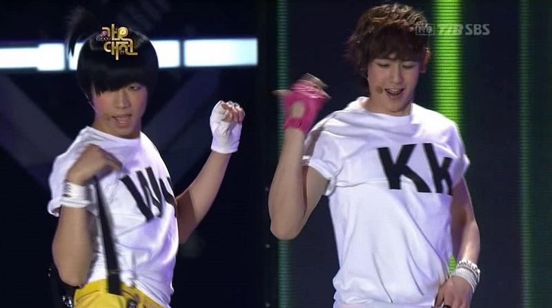 2PM, 2AM, BEAST, SJ, SHINee, MBLAQ - 20091229 - SIGN, Muzik, Mr, Gee, BPBP on S OYAG.avi_000218518