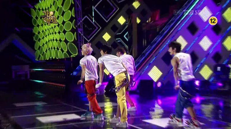 2PM, 2AM, BEAST, SJ, SHINee, MBLAQ - 20091229 - SIGN, Muzik, Mr, Gee, BPBP on S OYAG.avi_000268001