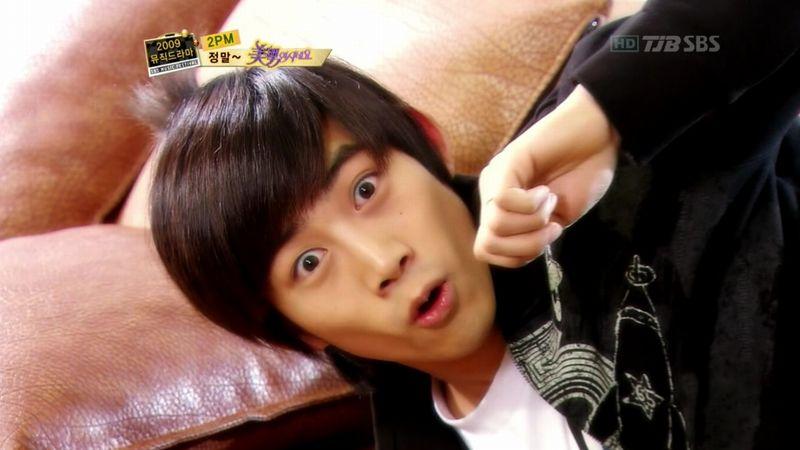 2PM - 20091229 - YB Parody on S OYAG.avi_000048214