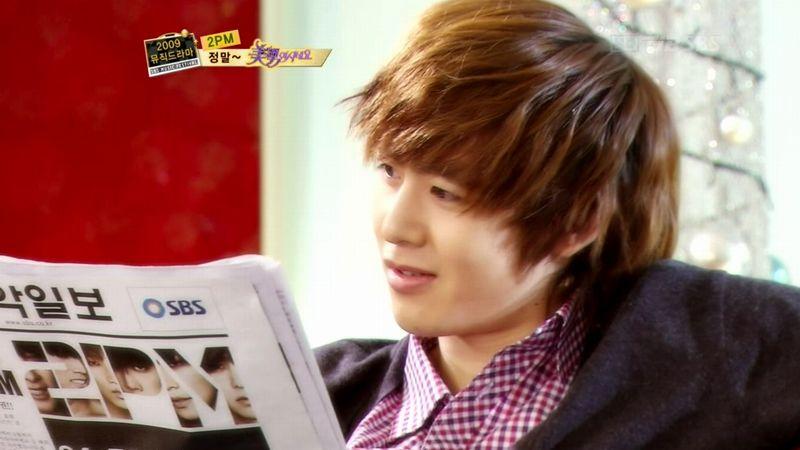 2PM - 20091229 - YB Parody on S OYAG.avi_000071638