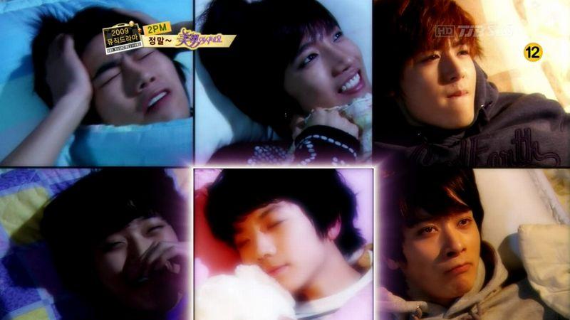 2PM - 20091229 - YB Parody on S OYAG.avi_000216149