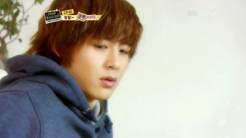 2PM - 20091229 - YB Parody on S OYAG.avi_000393025