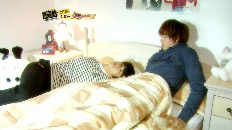 2PM - 20091229 - YB Parody on S OYAG.avi_000392425