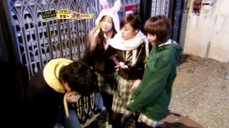 2PM - 20091229 - YB Parody on S OYAG.avi_000434000