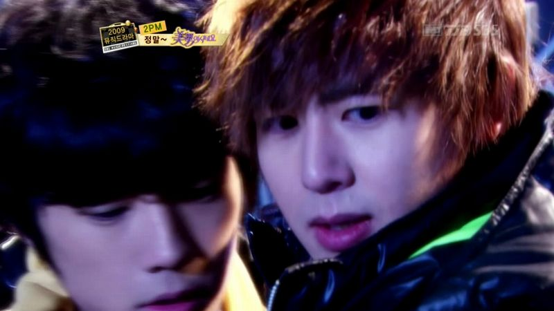 2PM - 20091229 - YB Parody on S OYAG.avi_000456789