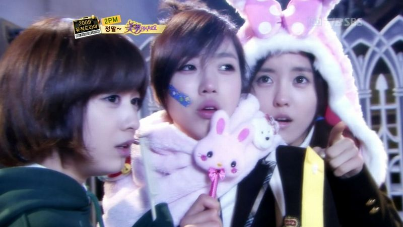 2PM - 20091229 - YB Parody on S OYAG.avi_000465531