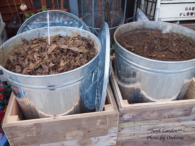 021堆肥作り