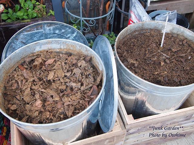 024堆肥作り