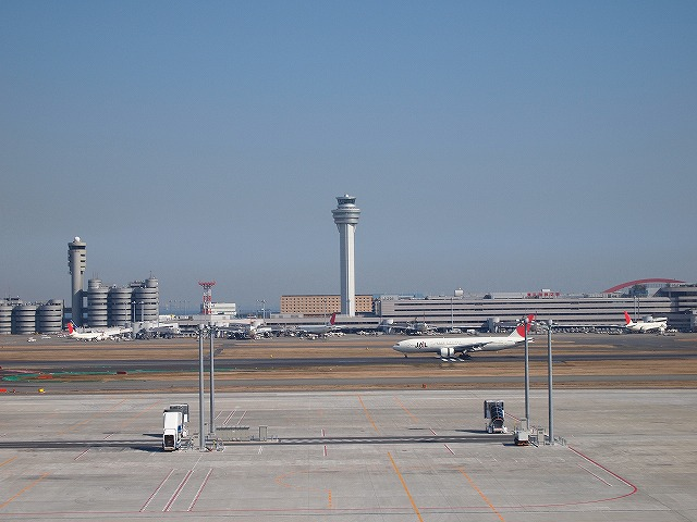043羽田空港