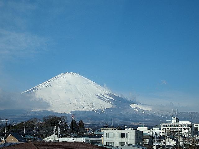 001富士山~