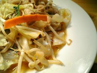 中華肉もやし野菜炒め002