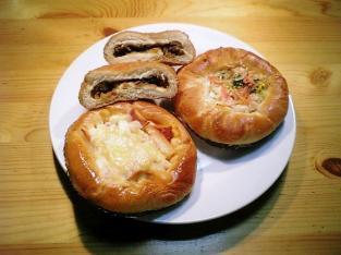 手づくりパン ケーキ ホイートマン007