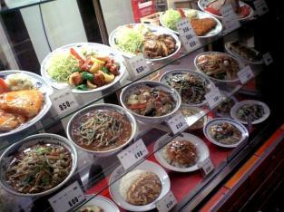 中華一番本店 アジフライ定食002
