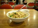 中華一 龍王 搾菜肉絲丼007