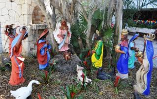 キリストの降誕ーメキシコバージョン