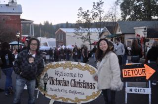 Nevada city Victoran X'mas