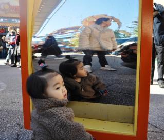 mirror遊び
