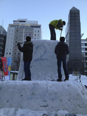 2013雪まつり2