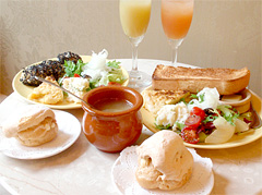 cafe MuuMuu(カフェ ムームー)、「モーニングに行こう」のコーナーに新登場!!