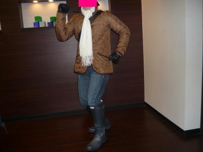 1マイルファッション vol2