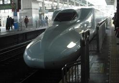新幹線さくら1