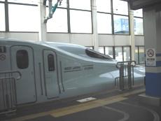 九州新幹線MIZUHO1