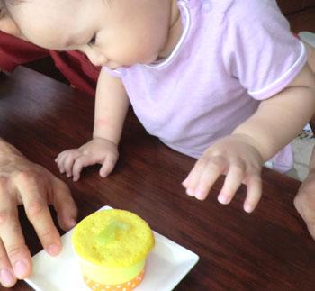 20110725蒸しパン4