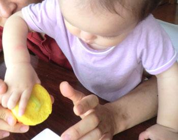 20110725蒸しパン5