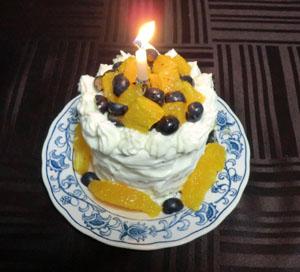 20110801誕生日ケーキ