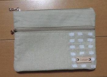 20110909ぺたんこポーチ1