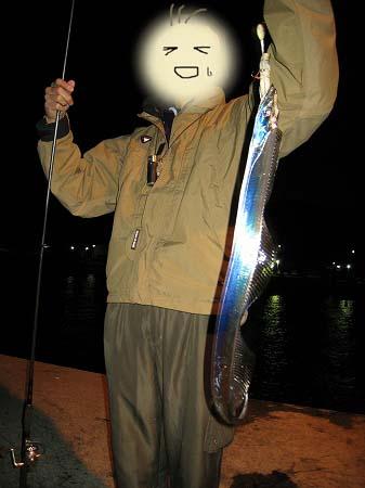 2009/11/04しんた太刀魚1