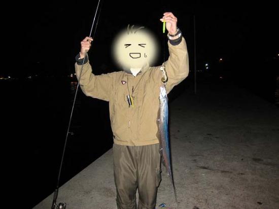 2009/11/05しんた太刀魚1