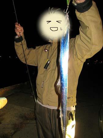 2009/11/19しんた太刀魚2