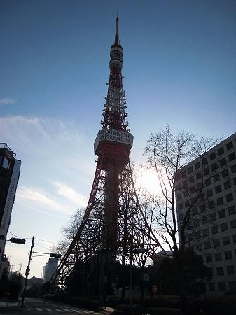 2010/01/03東京タワー1