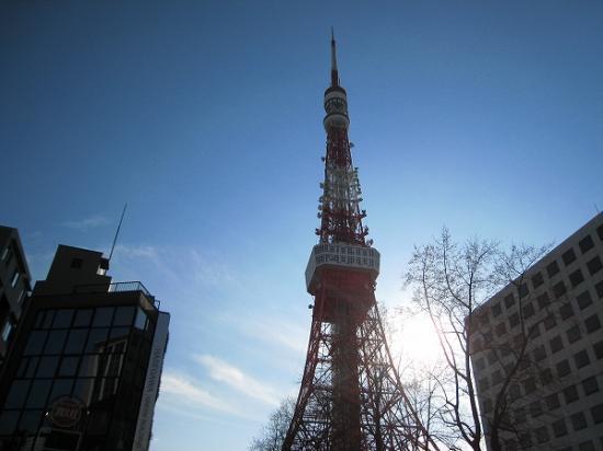 2010/01/03東京タワー2