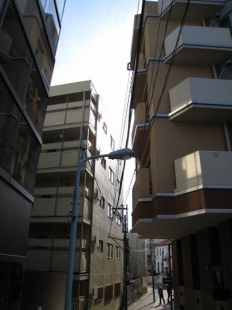 2010/01/03原宿裏小道