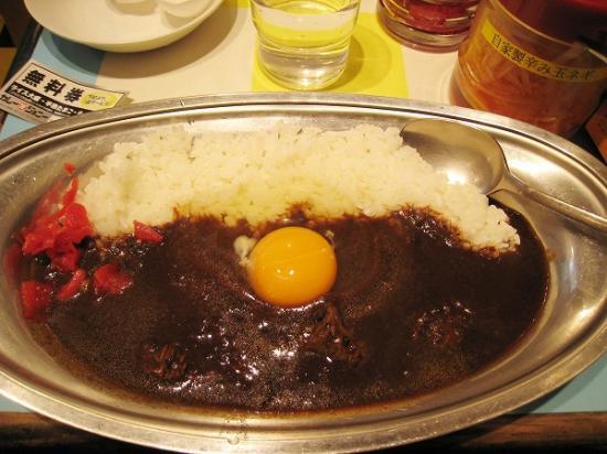 2010/01/03お茶の水カレー屋ジョニー