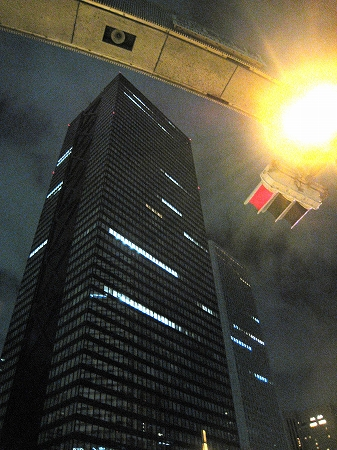 2010/01/03新宿ビル群1
