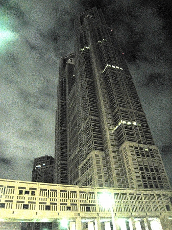 2010/01/03新宿ビル群3