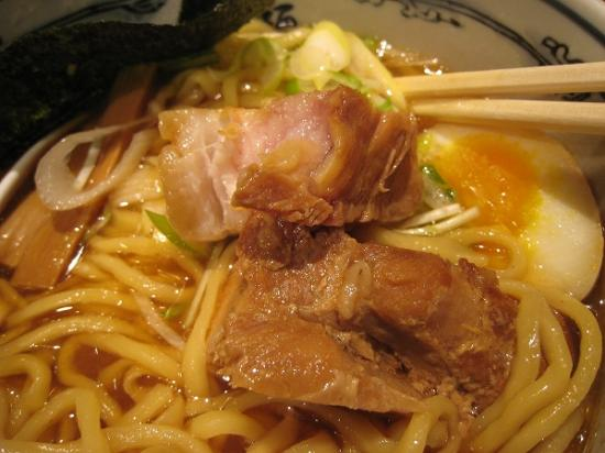 2010/01/03麺屋武蔵 新宿本店武蔵ラーメンUP