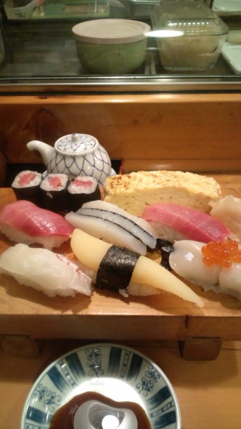 竹寿司 父と